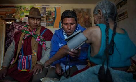 Una vida por la convivencia de la ciencia y la medicina tracicional