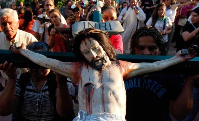 REPORTAJE   | La muerte de Jesús: un hecho sobre el que no sabemos casi nada.