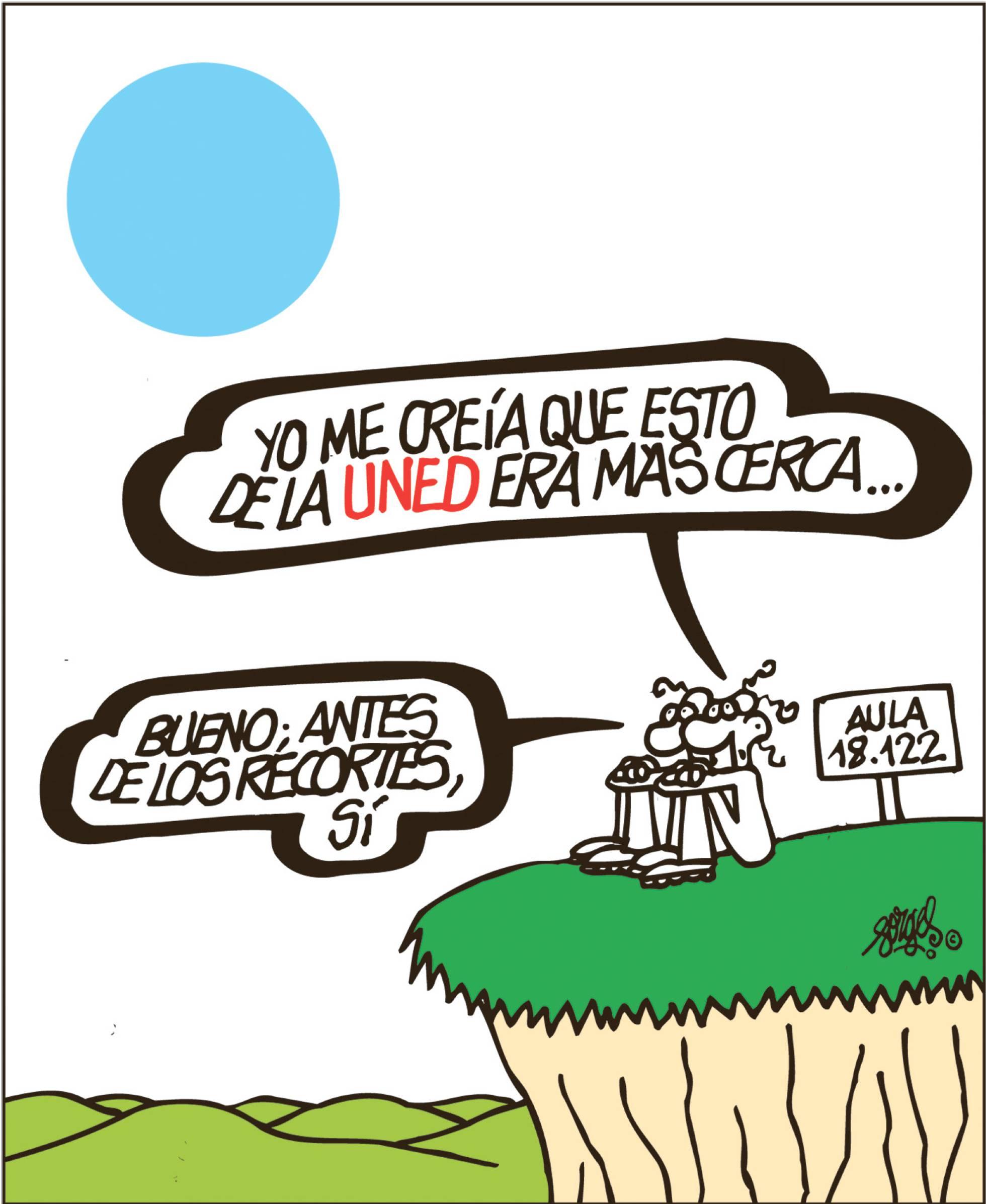 Forges, El País, 13/06/2017: La UNED y los recortes