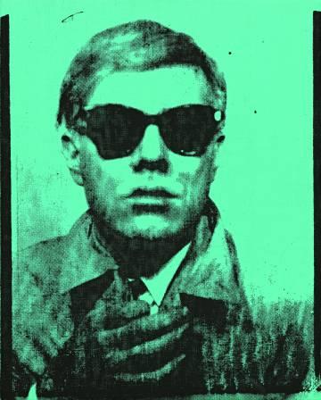 Primer autorretrato de Andy Warhol que subastará Sotheby´s.