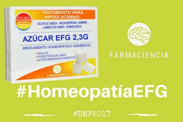 Imagen de la campaña lanzada por el colectivo FarmaCiencia.