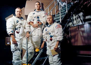'Apollo 8': the cut of the umbilical cord