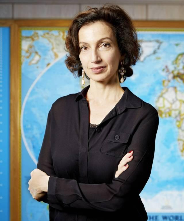 """Audrey Azoulay: """"Una empresa no es la misma si hay mujeres tomando decisiones"""""""