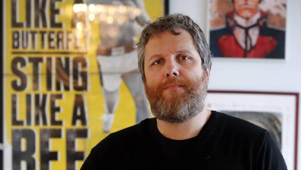 David Gistau, escritor y periodista.