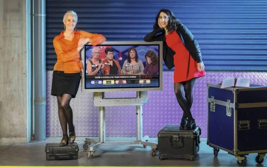 Montserrat Cano y Cristina Morales formaron parte de Las Extremis. En 'Boom', el equipo ganó 631.000 euros.