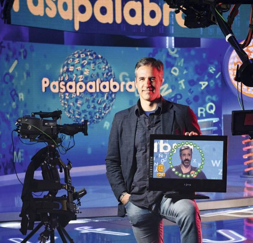 Paco de Benito. Su premio no llegó a ser millonario, pero después de 'Pasapalabra' concursó en 'Supervivientes'.