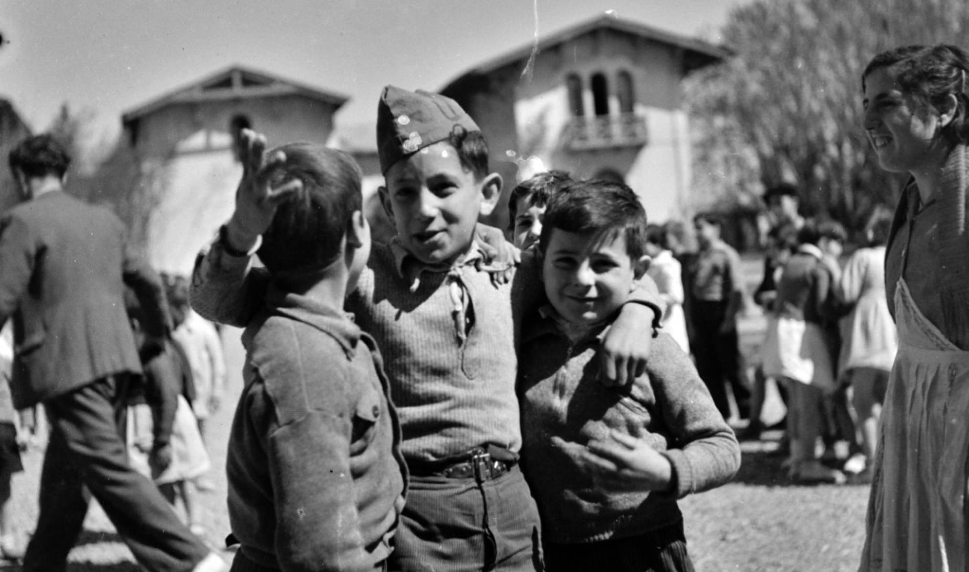 Lost Archive Of Spanish Civil War Photos Discovered After