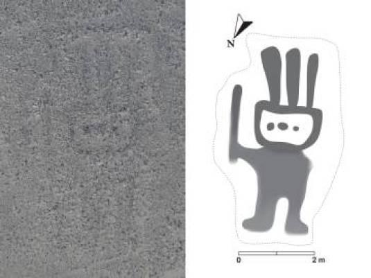 geoglifos en Nazca