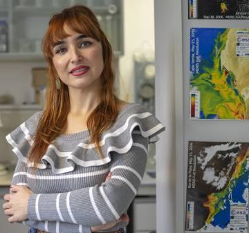Isabel Caballero.