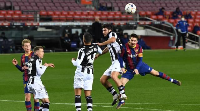 Fotos: Barcelona - Levante, LaLiga Santander en imágenes   Deportes   EL  PAÍS