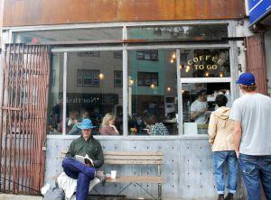 Five Leaves Restaurant in Greenpoint, New York.