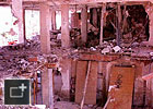 Explosión interior del piso Leganés