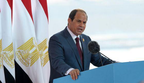 Al Sisi, presidente egipcio
