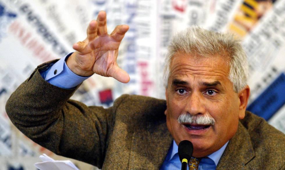 Severino Antinori, de 70 años, en una foto de 2004.
