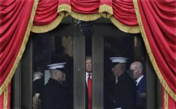 El presidente Donald Trump llega a la Casa Blanca agitando el populismo y el nacionalismo