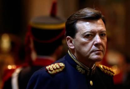Milani: Detenido el jefe del Ejército del kirchnerismo en una causa por  delitos de lesa humanidad | Argentina | EL PAÍS