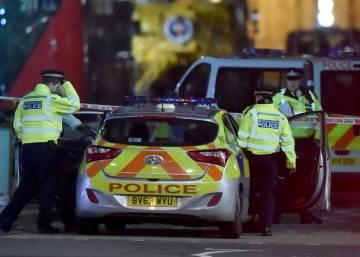 Reconstrucción del ataque en Londres