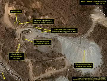 Corea del Norte prepara un nuevo ensayo nuclear