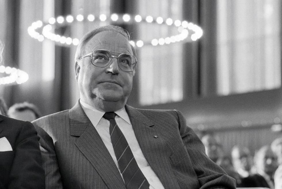 Risultati immagini per Muere Helmut Kohl, un europeísta en estado puro