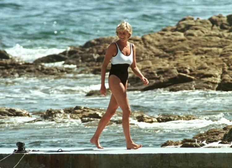 20 años de la muerte de Diana de Gales
