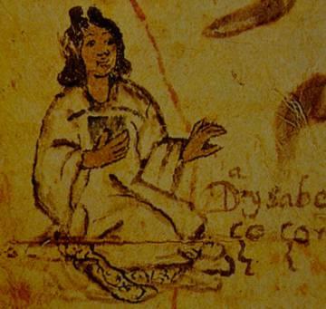 Isabel de Moctezuma.