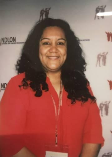 Nancy Vázquez, de 48 años