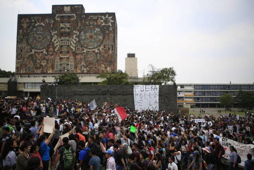 Porros UNAM