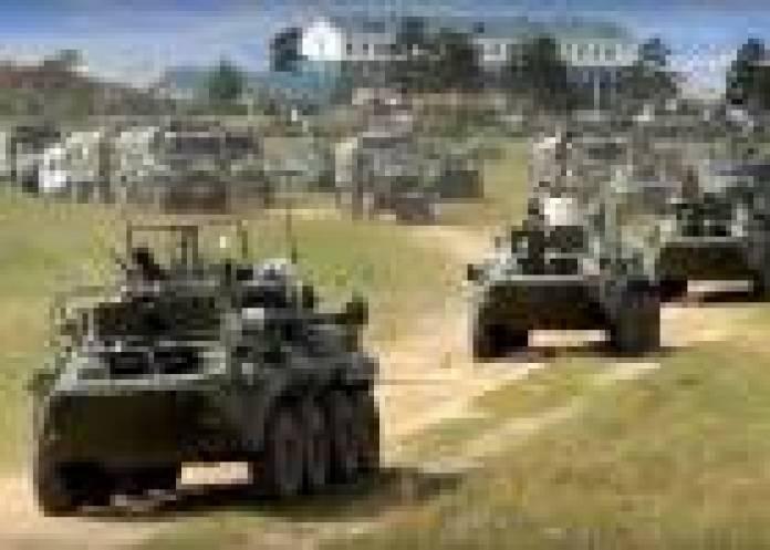 Rusia inicia las mayores maniobras de su historia con la ayuda de China