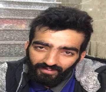El palestino Muhammad Hussam Habali asesinado por las fuerzas israelíes.