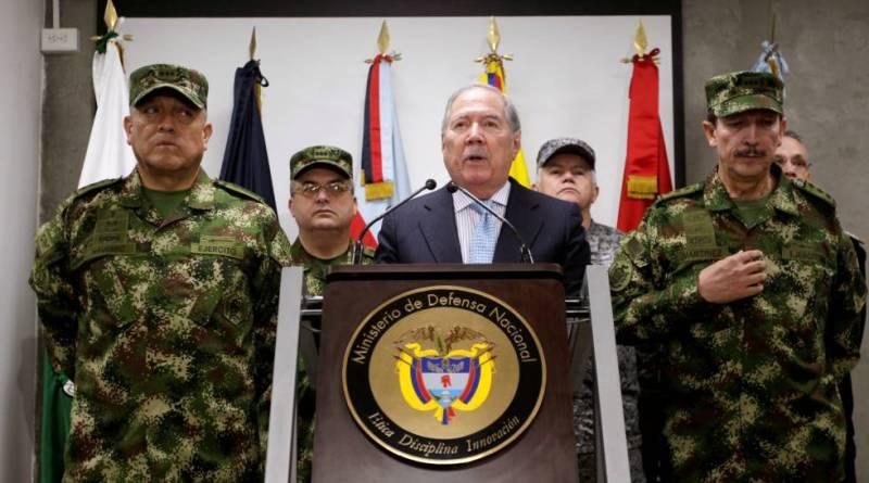 La mala hora del Ejército de Colombia