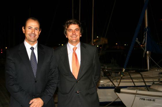 Jorge Forteza and Pedro Perelló