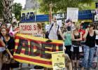 """El Constitucional cree que el Estado puede proteger las corridas de toros """"aunque causen rechazo"""""""