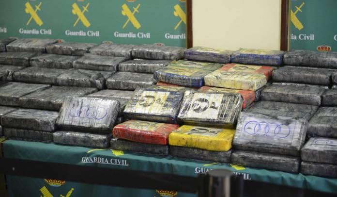 La Guardia Civil se incauta de media tonelada de cocaína en Vitoria |  España | EL PAÍS