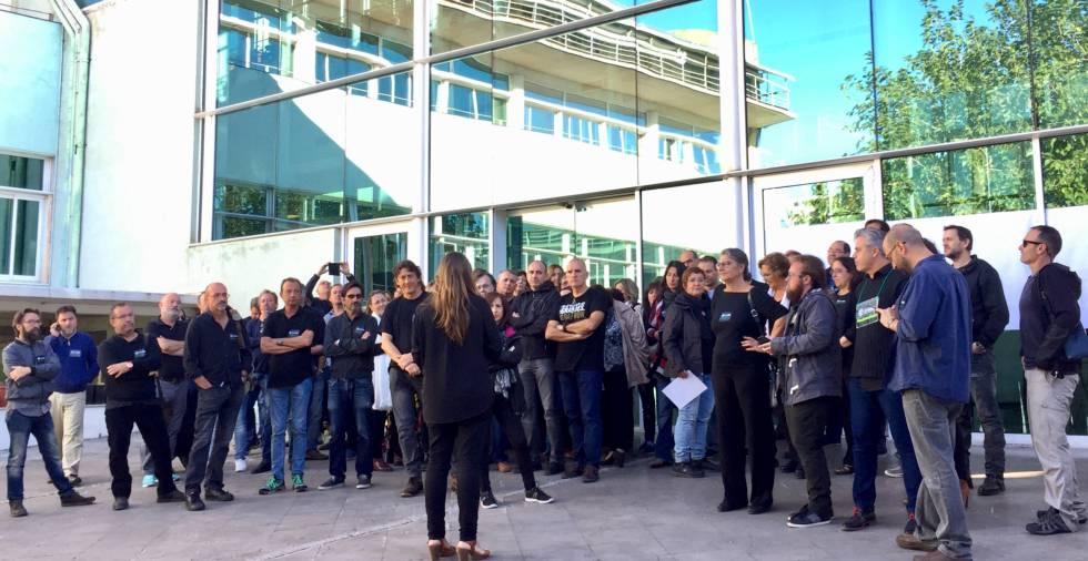A Canal Sur se le atraganta su trigésimo aniversario | España | EL ...