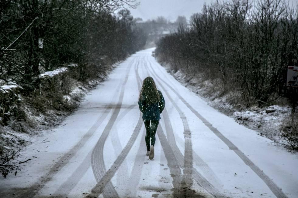 temporal nieve