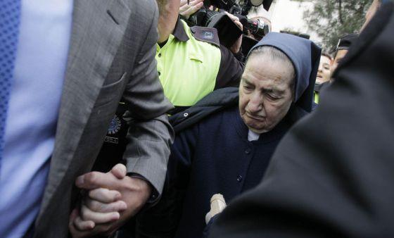 Sister María Gómez Valbuena