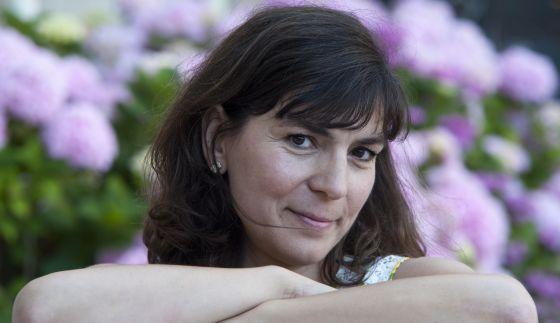 Teresa Gómez Isla imparte un curso magistral sobre Alzheimer en la Universidad Menéndez Pelayo. / UIMP