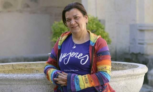 Nadia Remadna, este sábado en Segovia.