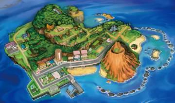Sol y Luna cambian las grandes ciudades por un escenario más tropical.