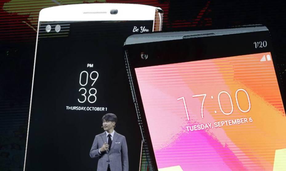 LG V30 caracteristicas