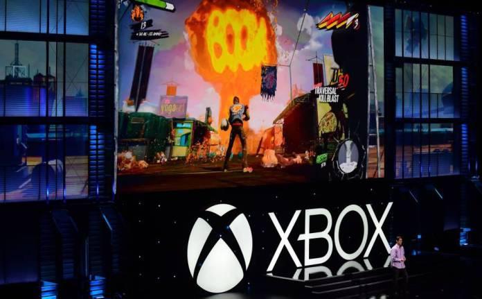 Presentación de 'Sunset Overdrive' para Xbox.