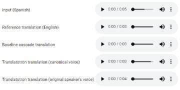 Google desarrolla un traductor simultáneo que imita la voz