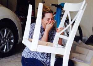 Resultado de imagen de montar un mueble de ikea