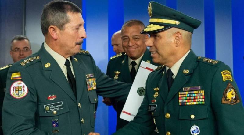 Iván Duque anuncia la dimisión del comandante del Ejército de Colombia