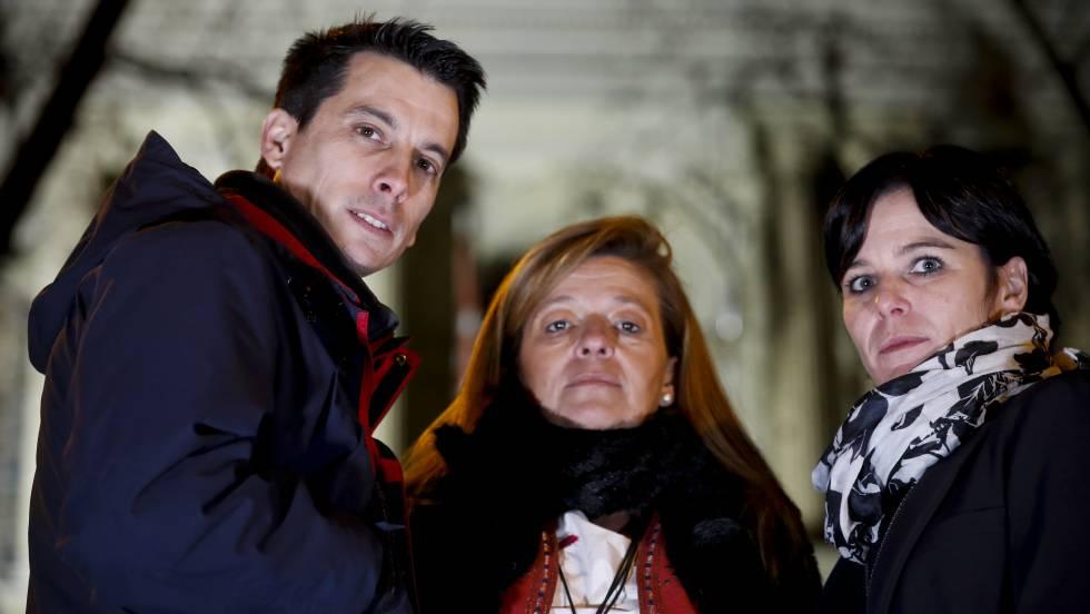 Luis Gonzalo Segura, Ana Garrido y Azahara Peralta. FOTO: BERNARDO PÉREZ / VÍDEO: EPV