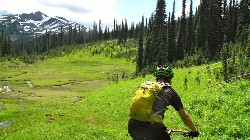 Top 5 Adventure Rides in Revelstoke B.C.