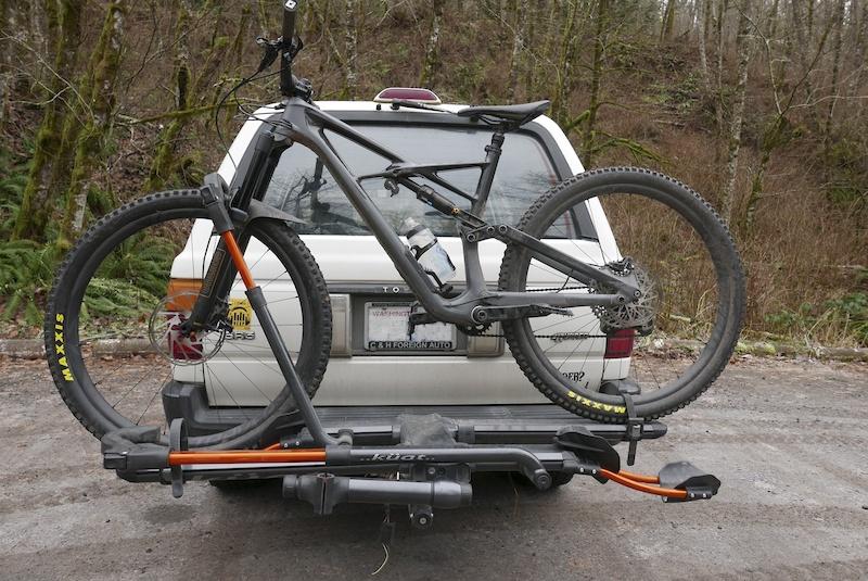 kuat nv 2 0 bike hitch rack