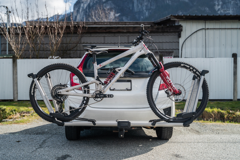 thule helium 2 bike tray rack