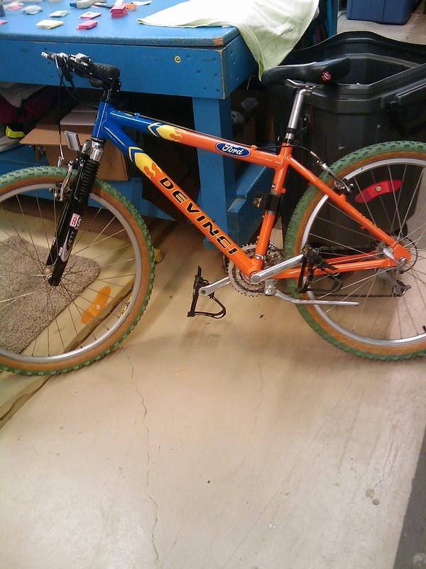 """Devinci 16.0"""" Mountain Bike For Sale"""