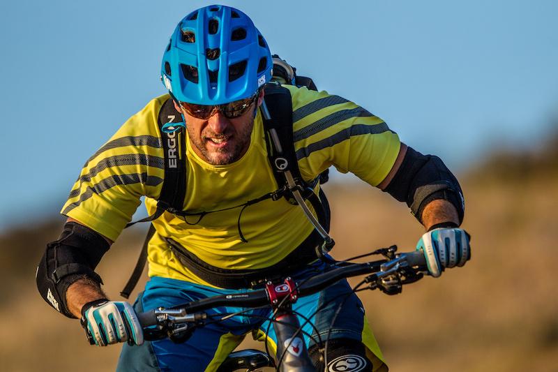 First Look Ixs Trail Rs Enduro Helmet Pinkbike